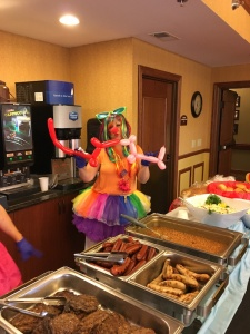 Circus BBQ, Oak Park Senior Living, Oak Park Heights, MN