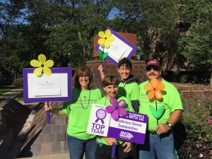 Walk to End Alzheimer's, Oak Park Senior Living, Oak Park Heights, MN