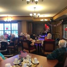 Oak Park Senior Living-Fourth of July Celebration
