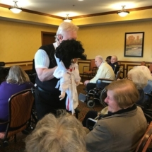Kent Appledoorn at Oak Park Senior Living