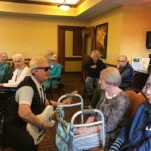 Kent Appledoorn at Oak Park Senior Living