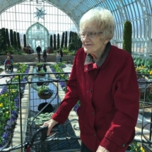 Oak Park Senior Living goes to the Spring Flower Show
