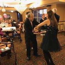 Jim at Oak Park Senior Prom