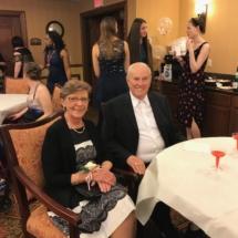 Merle at Oak Park Senior Prom