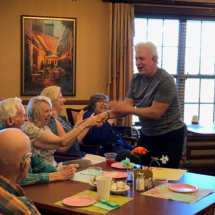 Mother's Day at Oak Park Senior Living