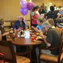 Alzheimer's BBQ Fundraiser