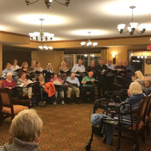 a'Choir'd Harmony Community Choir