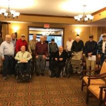 OakParkSeniorLiving_VeteransDay_2018